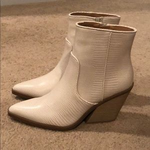 Express Western Bootie NWT